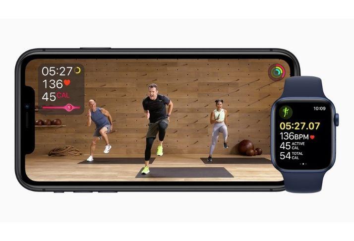 Apple lança nova série no Fitness+ e adiciona playlists de música do Apple Music