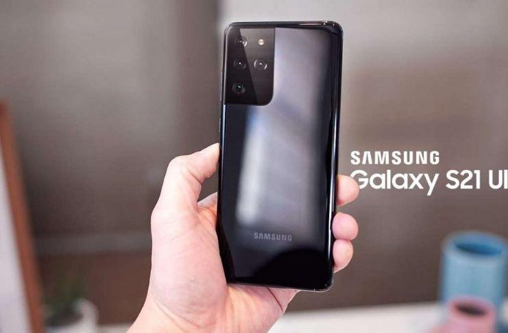 Galaxy S21 Ultra: Maximização da resolução do display e taxa de atualização