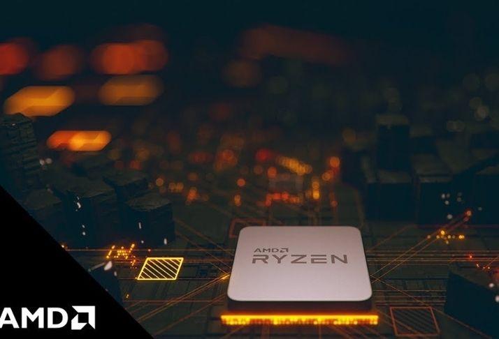 AMD revela processadores Ryzen 5000 Mobile para notebooks e gamers