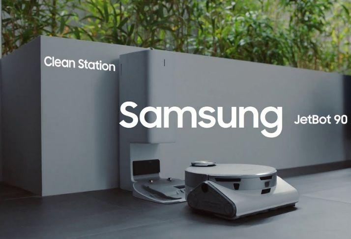 Robô JetBot 90 AI+ da Samsung: Equipado com LiDAR e Smart Things funciona como monitor e aspirador de pó